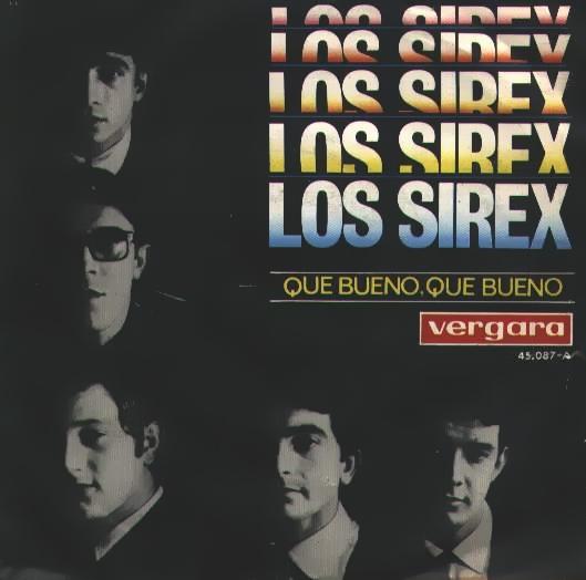Sirex, Los - Vergara45.087-A