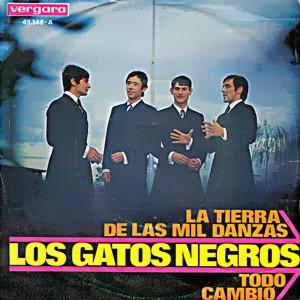 Gatos Negros, Los - Vergara45.148-A