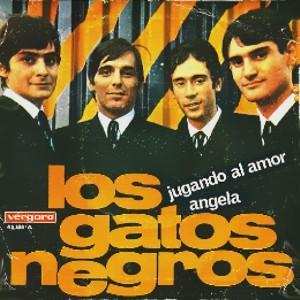 Gatos Negros, Los - Vergara45.185-A