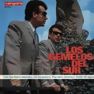 Gemelos Del Sur, Los - Vergara10.025 C