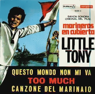 Little Tony - Vergara 10.031 C