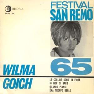 Goich, Wilma