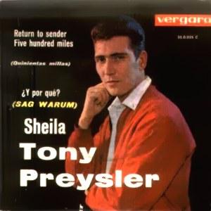 Preysler, Tony