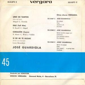 José Guardiola - Vergara35.0.072 C