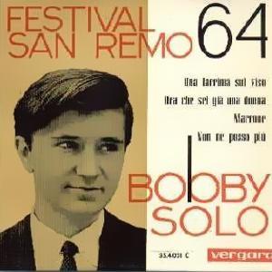 Solo, Bobby - Vergara35.4.021 C
