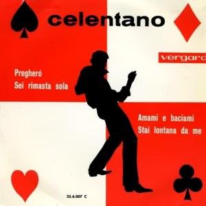 Celentano, Adriano - Vergara35.6.007 C