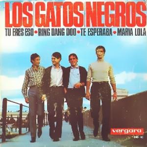 Gatos Negros, Los - Vergara380-XC