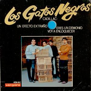 Gatos Negros, Los - Vergara426-XC