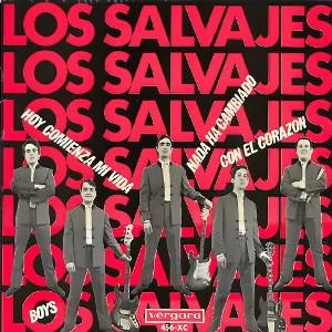 Salvajes, Los - Vergara456-XC