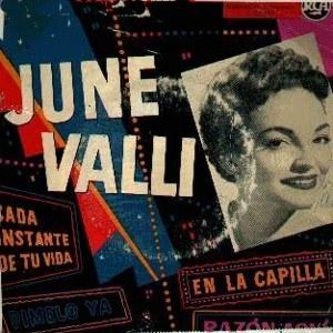 Valli, June