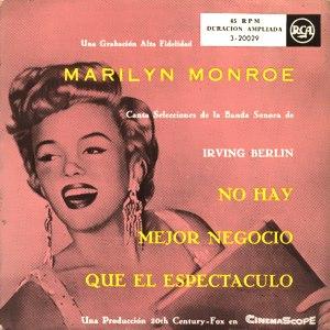 Monroe, Marilyn - RCA3-20029