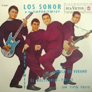 Sonor, Los - RCA3-20401