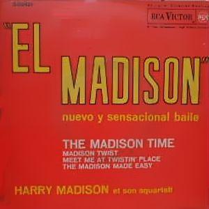 Madison Y Su Cuarteto, Harry - RCA3-20421