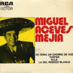 Miguel Aceves Mejía - RCA3-20456