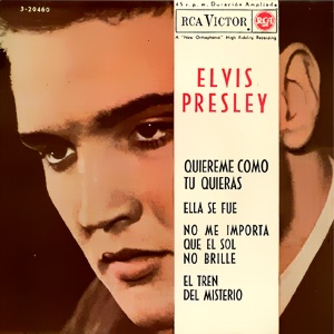 Presley, Elvis - RCA3-20460