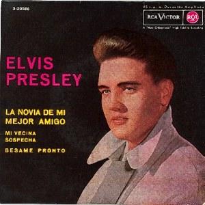 Presley, Elvis - RCA3-20586