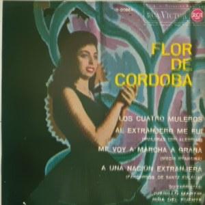 Flor De Córdoba - RCA3-20664