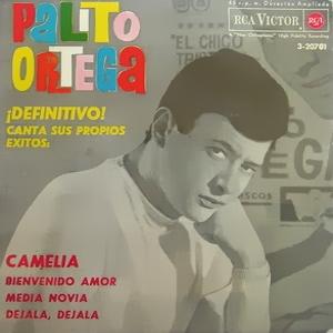 Ortega, Palito - RCA3-20701