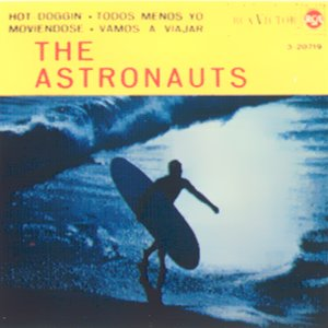 Astronauts, The - RCA 3-20719