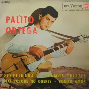 Ortega, Palito - RCA3-20728