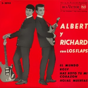 Albert And Richard - RCA3-20763