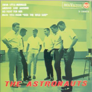Astronauts, The - RCA 3-20823
