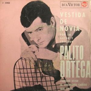 Ortega, Palito - RCA3-20833