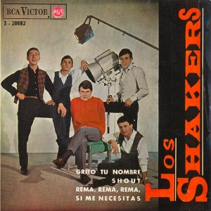 Shakers, Los - RCA3-20882
