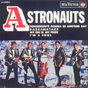 Astronauts, The - RCA 3-20903