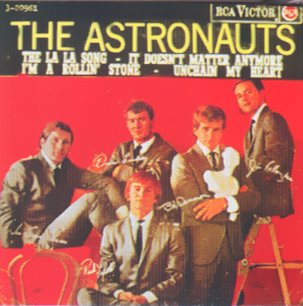 Astronauts, The - RCA 3-20961