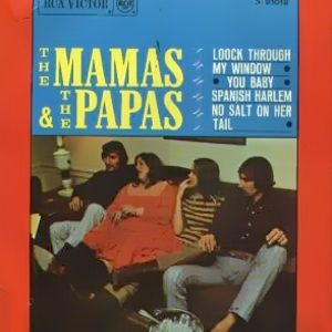 Mama´s And The Papa´s, The - RCA 3-21012