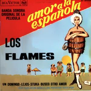 Flames, Los
