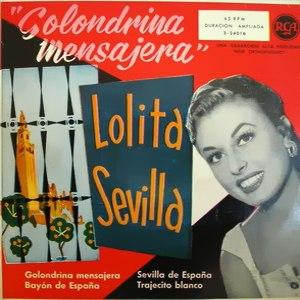 Sevilla, Lolita - RCA3-24016