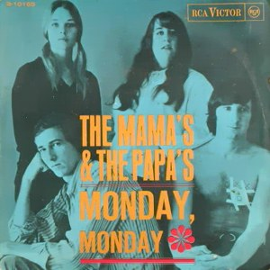 Mama´s And The Papa´s, The - RCA 3-10155
