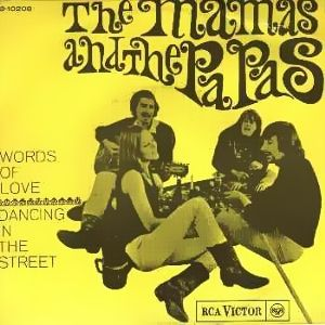 Mama´s And The Papa´s, The - RCA 3-10208
