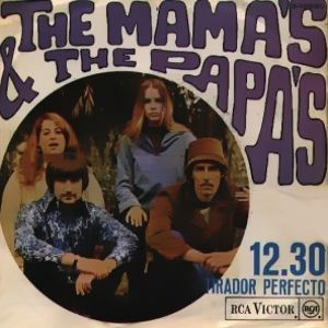 Mama´s And The Papa´s, The - RCA 3-10250