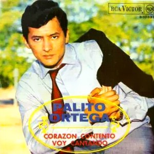 Ortega, Palito - RCA3-10337