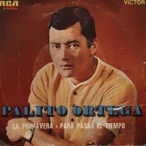 Ortega, Palito - RCA3-10355