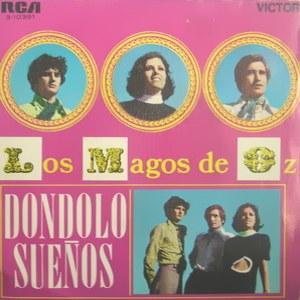 Magos De Oz, Los - RCA3-10391
