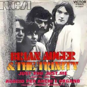 Auger And The Trinity, Brian - RCA 3-10651