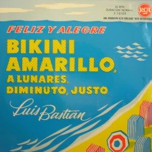 Bastián, Luis - RCA3-12105