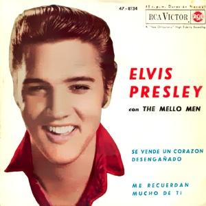 Presley, Elvis - RCA47-8134