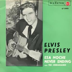 Presley, Elvis - RCA47-8400
