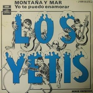 Yetis, Los - Regal (EMI)J 006-20.075