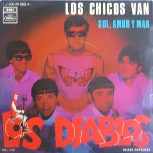Diablos, Los - Regal (EMI)J 006-20.083