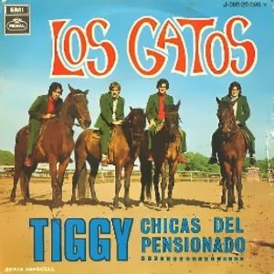 Gatos Negros, Los - Regal (EMI)J 006-20.096