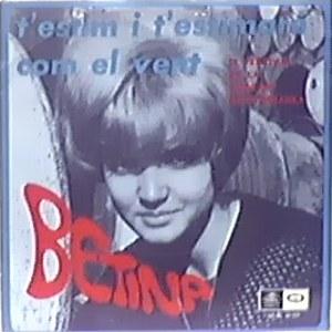 Betina - Regal (EMI)SCDL 69.024