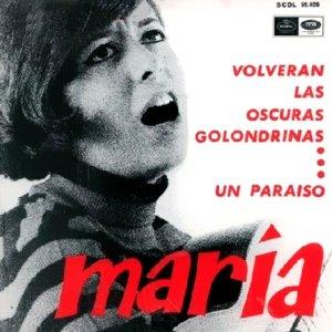 María - Regal (EMI)SCDL 69.026