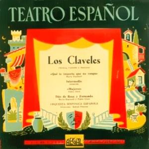 Teatro Español - Regal (EMI)SEBL 7.009