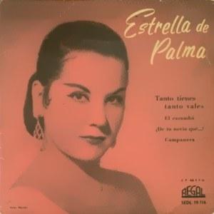 Palma, Estrellita De - Regal (EMI)SEDL 19.116